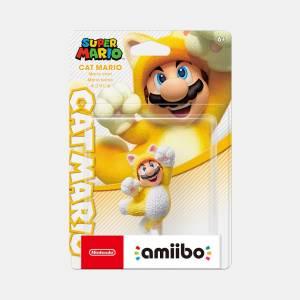 Amiibo Cat Mario SUPER MARIO SERIES [Switch]