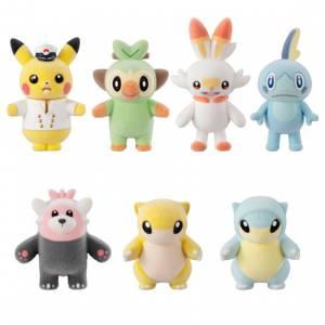 Pokemofu Doll 5 10 Pack BOX [Bandai]