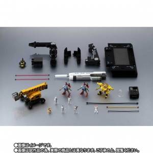 METAL STRUCTURE RX-93 ν Gundam Option Parts Londo Bell Engineers Limited Edition [Bandai]
