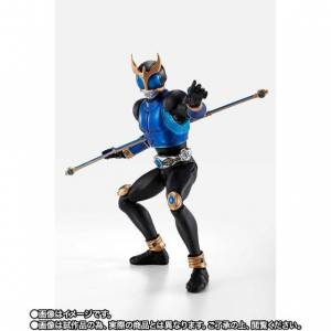 SH Figuarts Kamen Rider Kuuga Dragon Form Limited Edition [Bandai]