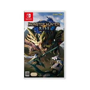 Monster Hunter Rise (Multi Language) [Switch]