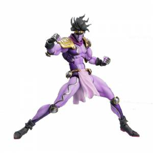 JoJo's Bizarre Adventure Part.III 55-Star PlatinumThird (Hirohiko Araki Color)[Super Action Statue]