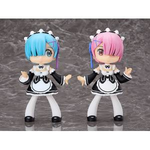 Yurumari Rem & Ram Complete Figure Re:ZERO -Starting Life in Another World- [Fine Clover]