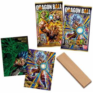 Dragon Ball Post Art Wafer UNLIMITED 3 20 Pack BOX [Bandai]