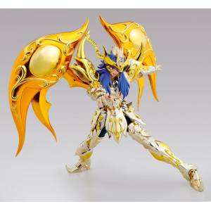 Saint Seiya Myth Cloth EX - Scorpion Milo (God Cloth / Soul of Gold) Reissue [Bandai]