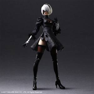 PLAY ARTS YoRHa No.2 Type B (2B) NieR:Automata [Square Enix]