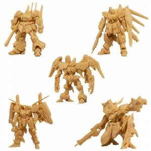 Gundam Artifact 10Pack BOX (CANDY TOY) [Bandai]