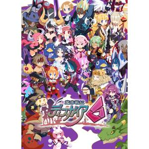 Disgaea 6: Defiance of Destiny [Switch]