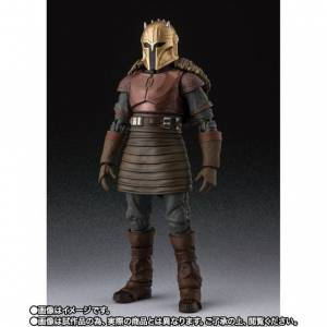 SH Figuarts The Armorer Star Wars The Mandalorian Limited Edition [Bandai]