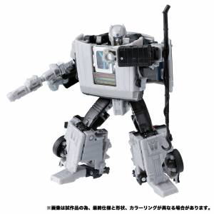 [Back to the Future 35th Anniversary Collaboration Product] Transformer GIGAWATT LIMITED EDITION [Takara Tomy]
