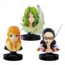 One Piece-Punk Hazard (Set of 3) - Edition Limitée[Great Deep Collection]