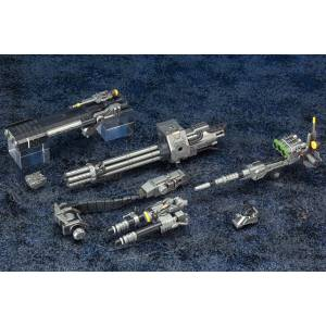 HMM ZOIDS 1/72 Customize Parts Beam Gatling Set Plastic Model [Kotobukiya]