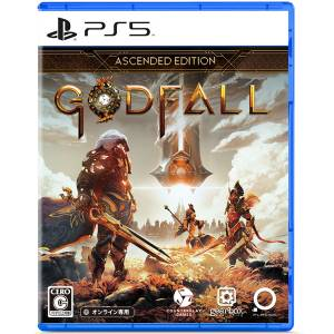 Godfall Asended Edition First Press Bonus [PS5]
