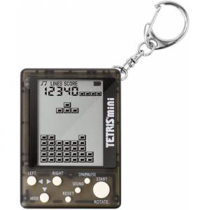 Tetris Mini Clear black [Gametech]