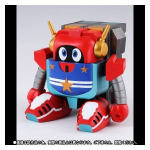 GaoGaiGar-Mike & Piggy & Big Order Room- Edition Limitée[Super Robot Chogokin]