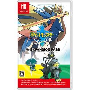 Pokemon Sword + Expansion pass [Switch]
