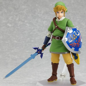 The Legend Of Zelda - Link [Figma 153]