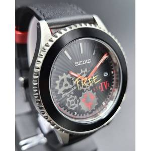 GUILTY GEAR × SEIKO Collaboration Sol Badguy Model Watch [Goods]