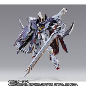 Metal Build Crossbone Gundam X1 Full Cloth Limited [Bandai]