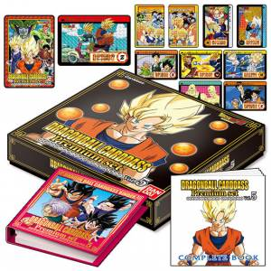 Dragon Ball Carddass Premium set Vol.5 [Trading Cards]