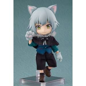 Nendoroid Doll Wolf: Ash [Nendoroid]