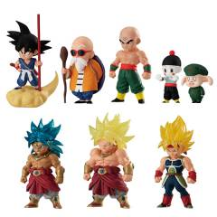 Dragon Ball Adverge 14 Complete Set (CANDY TOY) [Bandai]