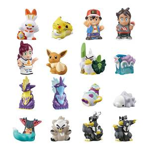 Pokemon Kids Go for Your Dream! 20Pack BOX (CANDY TOY) [Bandai]