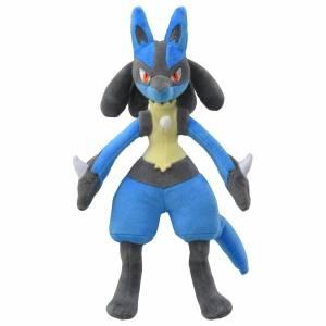 Pokemon Plush Lucario [Plush Toy]