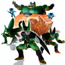 HG Dragon Ball Z Cell Complete Set Limited Edition [Bandai]