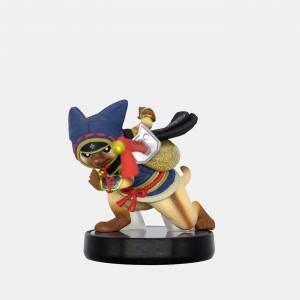 Amiibo Palico Monster Hunter Rise [Switch]