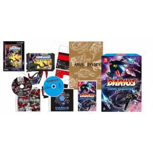 Darius Cozmic Revelation Special Edition Famitsu DX Pack [Switch]