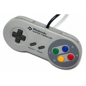 Super Famicom Controller (official Nintendo) [SFC - Used Good Condition / loose]