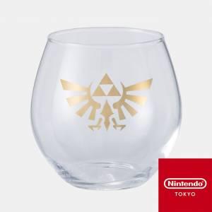 Glass The Legend of Zelda Hyrule Royal Crest [Goods]