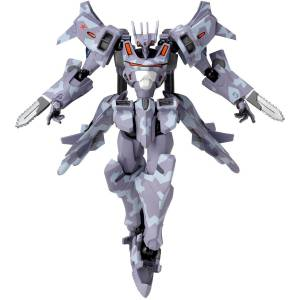 Muv-Luv-Su-37UB Terminator Scarlet Twin Model [Revoltech Alternative No.011]