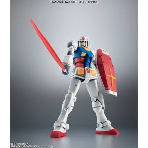 Gundam - RX-78-2 Gundam Ver. A.N.I.M.E ~ Real Marking ~  Limited Edition [Robot Spirits Side MS]