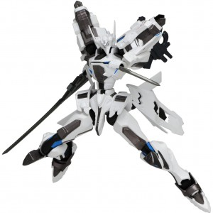 Muv-Luv-Shiranui San-gata XFJ-01a Yuuya Bridges Model[Revoltech Alternative No.008]