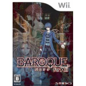 Baroque for Wii [Wii - Used Good Condition]