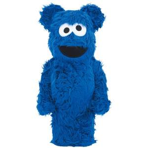 BE@RBRICK / BEARBRICK 1000% COOKIE MONSTER Costume Ver. LIMITED EDITION [Medicom Toy]
