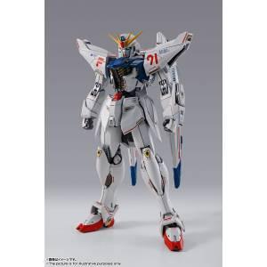 Metal Build Gundam F91 CHRONICLE WHITE Ver. [Bandai]