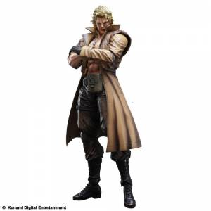 Metal Gear Solid 2 - Liquid Snake [Play Arts Kai]