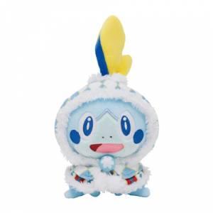 Pokemon Plush Christmas Wonderland Sobble [Plush Toy]