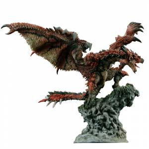 Capcom Figure Builder Creator's Model Monster Hunter - Fire Wyvern Rathalos Reissue [CFB]