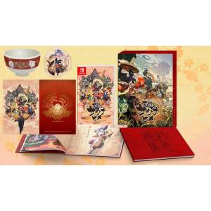 Sakuna: Of Rice and Ruin Limited Edition Famitsu DX Pack [Switch]