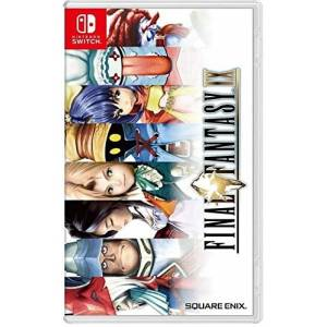 Final Fantasy IX (Multi Language) [Switch - Asia Ver.]