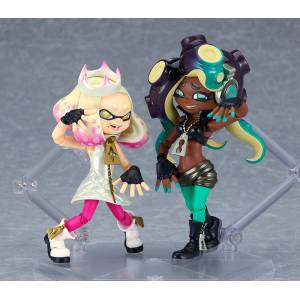 Figma Splatoon 2 - Off the Hook Pearl & Marina Ida [Figma 507]