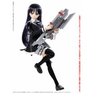 """Assault Lily BOUQUET "" - Yuyu Shirai with CHARM kit 1/3 [Azone]"