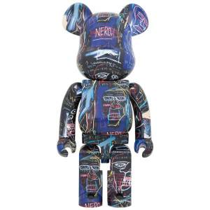 BE@RBRICK / BEARBRICK 1000% JEAN-MICHEL BASQUIAT No. 7 LIMITED EDITION [Medicom Toy]