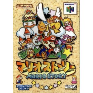 Mario Story / Paper Mario [N64 - used good condition]
