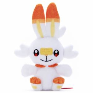 Pokemon Plush Puppet Scorbunny [Plush Toy]
