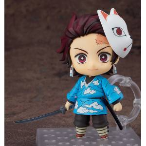 Nendoroid Tanjiro Kamado: Final Selection Ver. Demon Slayer: Kimetsu no Yaiba LIMITED EDITION [Nendoroid]
